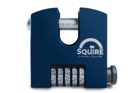 Squire SHCB75 Combination Padlock