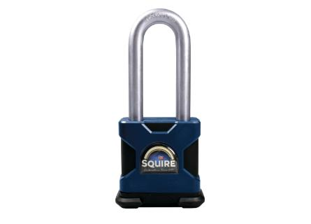 Squire SS50S 2.5 Long Shackle Padlock