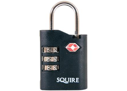 Squire TSA35 Combination Padlock