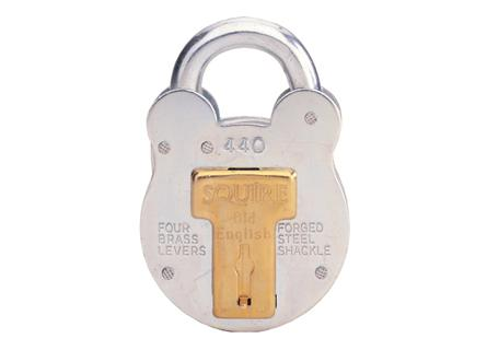 Squire 440 Old English Padlock