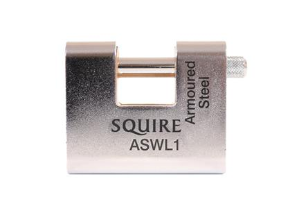 Squire ASWL1 Container Padlock