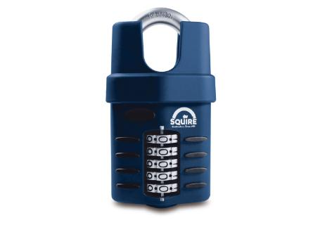 Squire CP60CS Combination Padlock - 60mm