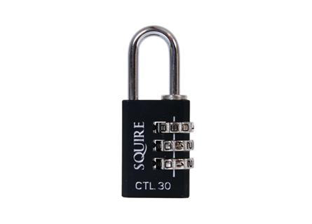 Squire CTL30 Combination Padlock