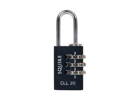Squire CLL20 Combination Padlock