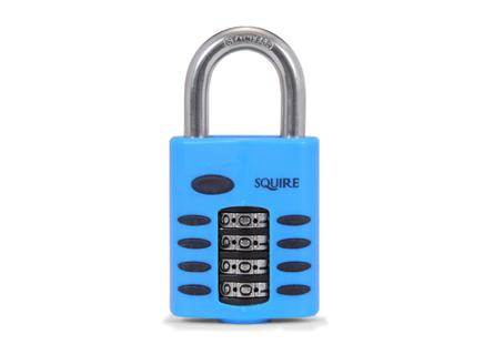 Squire CP50S Combination Padlock - 50mm