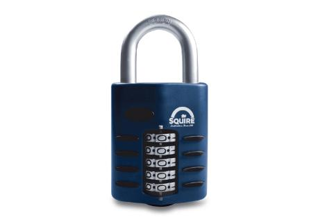 Squire CP60 Combination Padlock - 60mm