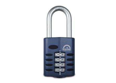 Squire CP50 2.5 Combination Padlock - 50mm