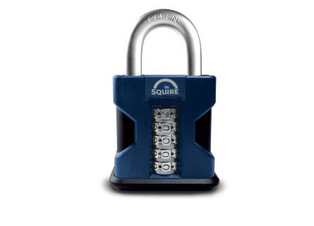 Squire SS50 Combination Padlock - 50mm