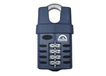 Squire CP50CS Combination Padlock - 50mm