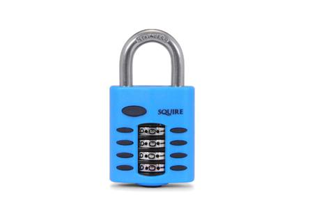 Squire CP40S Combination Padlock - 40mm