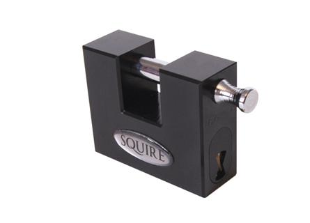 Squire WS75 Container Padlock - Restricted